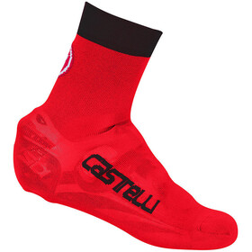 Castelli Belgian 5 Booties Unisex red/black